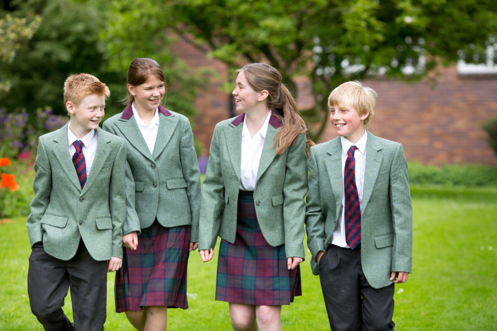 Oswestry-School-Students-Uniform