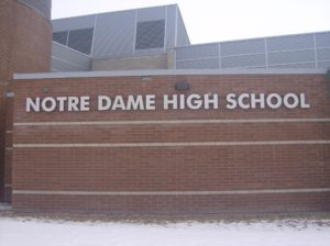 Notre-Dame International High School