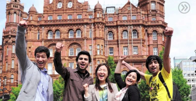 INTO Manchester English courses