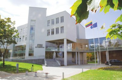 Mykolas Romeris University (MRU)