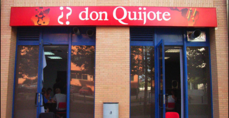 Don Quijote school